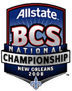 2008 BCS National Championship