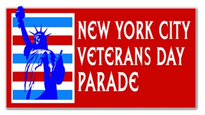 NYC Veterans Day Parade