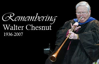 Remembering Walter Chesnut