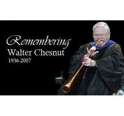 Walter Chesnut